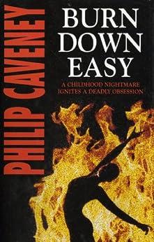 """Burn Down Easy (English Edition)"",作者:[Caveney, Philip]"
