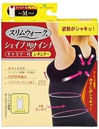 SLIM WALK 塑身内衣 吊带衫 常规款 M尺寸 黑色