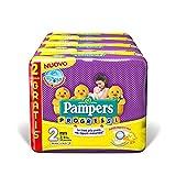 Pampers - Pannol。 B. Prog Ressi 尿布 2 码(3-6 千克) 28 + 2 件装