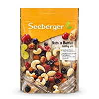 Seeberger 混合莓干坚果,12袋 (12 x 150 g)
