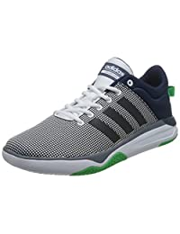 adidas NEO 阿迪达斯运动生活 NEO 男 板鞋 CLOUDFOAM SWISH