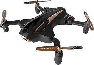 Vento WiFi Drone 协议,带相机和遥控器| 折叠支架,方便携带 | 实时流视频功能 | 可通过免费智能手机应用程序控制 | 绘制您自己的飞行路径! B075MV 单反相机/摄像机承托设备附件