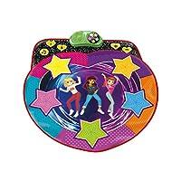 Global Gizmos 46019 舞蹈混合器游戏垫 不同尺寸