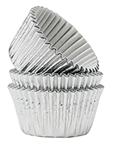Mrs. Anderson's Baking Foil Muffin Cups, Petit Four Size