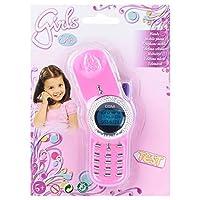 Simba 105565445 – Steffi Love Girls 闪光手机 2 个款式