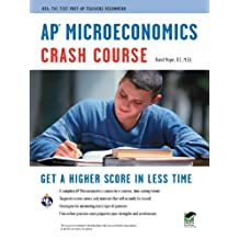 AP Microeconomics Crash Course (Advanced Placement (AP) Crash Course) (English Edition)