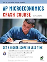 AP Microeconomics Crash Course: Get a Higher Score in Less Time (Advanced Placement (AP) Crash Course) (English Edition)