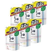 【整箱贩卖】 干爽 洗涤剂 液体 替换装 超大号 1.64kg×6包