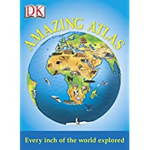 Amazing Atlas (Pop-Up, Pull-Out) (English Edition)