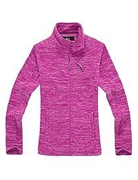 Futex Pro 新款户外抓绒女士冬季加绒保暖外套摇粒绒卫衣女 MR18AW3662