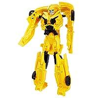 Hasbro 孩之宝 TF 变形金刚 电影5 泰坦变形系列 大黄蜂 C1316