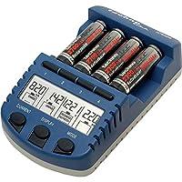 Technoline BC 1000N 12 合 1 电池充电器(不含电池)