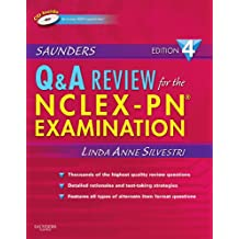 Saunders Q & A Review for the NCLEX-PN Examination