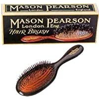 Mason pearson 套口大小猪鬃尼龙毛刷