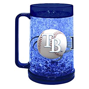 Hunter MLB 明尼苏达双城队冷冻杯(16 盎司),大号,*蓝