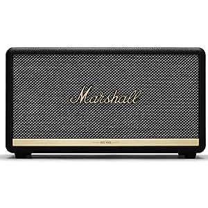Marshall Stanmore II 蓝牙音箱-黑色(EU)