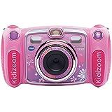 VTech KidiZoom 双重照相机,粉色