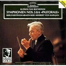 进口CD:贝多芬:第五、六交响曲(CD)