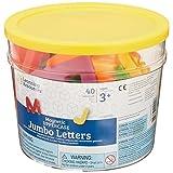 Learning Resources 大型磁性大写字母