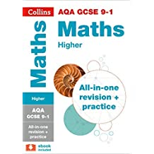 AQA GCSE 9-1 Maths Higher All-in-One Revision and Practice (Collins GCSE 9-1 Revision) (English Edition)