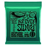 Ernie Ball 2626 Not Even Slinky 电吉他弦 12-56 2 包