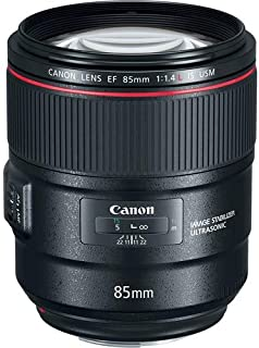 Canon EF 85 mm F/1.4L IS USM 镜头 - 黑色