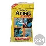 Ansell 套装 24 Ansell 手套 Extraforti 尺寸 M - 手套