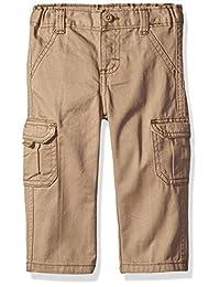 Wrangler Authentics 婴幼儿男童工装裤 新卡其色 3T