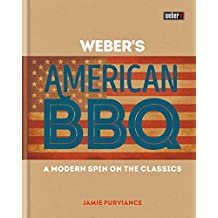 Weber's American Barbecue (English Edition)