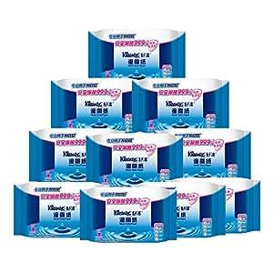 Kleenex舒洁 湿厕纸40片 10包装