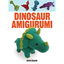 Dinosaur Amigurumi (English Edition)