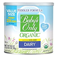 Baby's Only Organic Dairy Toddler Formula, 26.1 oz Value Size