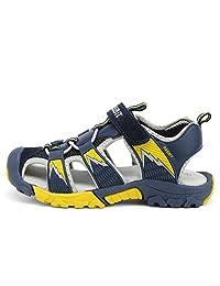 KKIDSS 男童女童运动水凉鞋夏季包趾运动鞋(幼儿/小童/大童)