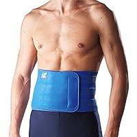 LP 美国欧比护具 护腰背 711A 单片式腰部束腹带 背部拉伤酸痛