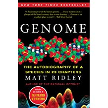 Genome: The Autobiography of a Species in 23 Chapters (English Edition)