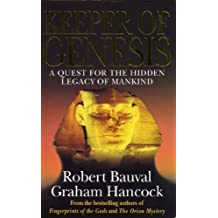Keeper Of Genesis: A Quest for the Hidden Legacy of Mankind (English Edition)