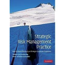 Strategic Risk Management Practice