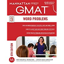 GMAT Word Problems (Manhattan Prep GMAT Strategy Guides Book 3) (English Edition)