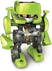 OWI T4 太陽能變形機器人玩具