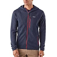 Patagonia 男式 休闲针织抓绒外套 抓绒衣 M's Performance Better Sweater Hoody 25960