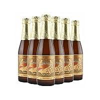 林德曼 进口比利时水果啤酒Lindemans林德曼桃子啤酒250mlx6瓶组合