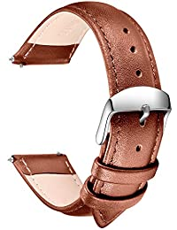 SONGDU analog 皮革 棕色 LB-16-Brown 表带