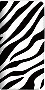mitas iphone 手机壳800NB-0305-WH/KYV44 27_Qua phone QZ (KYV44) ホワイト(ベルトなし)