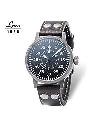 德国 Laco朗坤 飞行员系列 手动机械男手表 861747