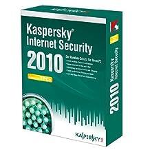 Kaspersky Internet Security 2010(3 个人电脑/迷你盒许可)