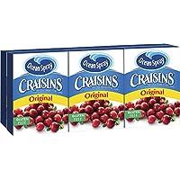Ocean Spray Craisins蔓越莓干 28.3克长盒包装(12盒装)