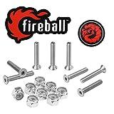 Fireball Dragon 不锈钢滑板五金套装 带野兽*