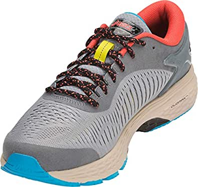 ASICS Gel-Kayano 25 男士跑步鞋,石灰色/黑色,45 码