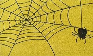 Home & More 120911729 蜘蛛网门垫,43.18cm x 73.66cm x 1.60cm,多种颜色