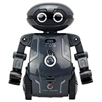 Silverlit 银辉 动感创智 Power in Fun 迷宫机器人 灰黑色 SLVC880440CD00102